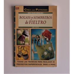 BOLSOS Y SOMBREROS DE FIELTRO